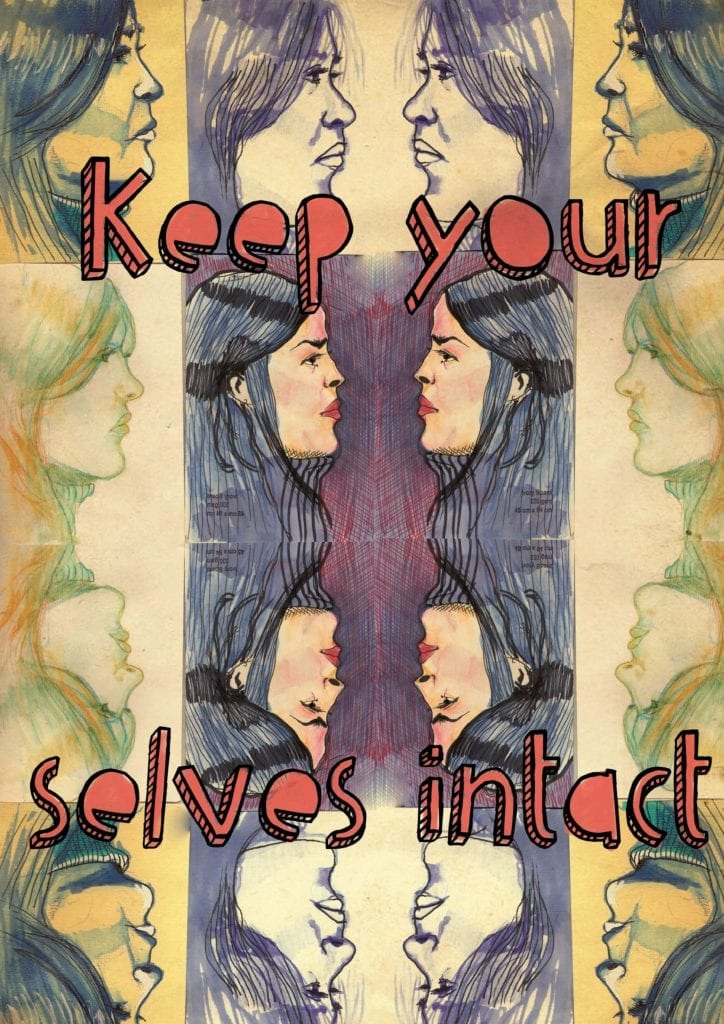 Keep your Selves intact