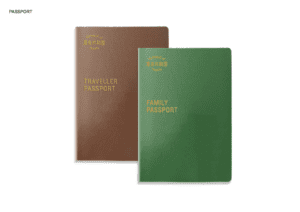Community programs in the form of passports for families, tourists and children. Door to Asia, Japan, 2018